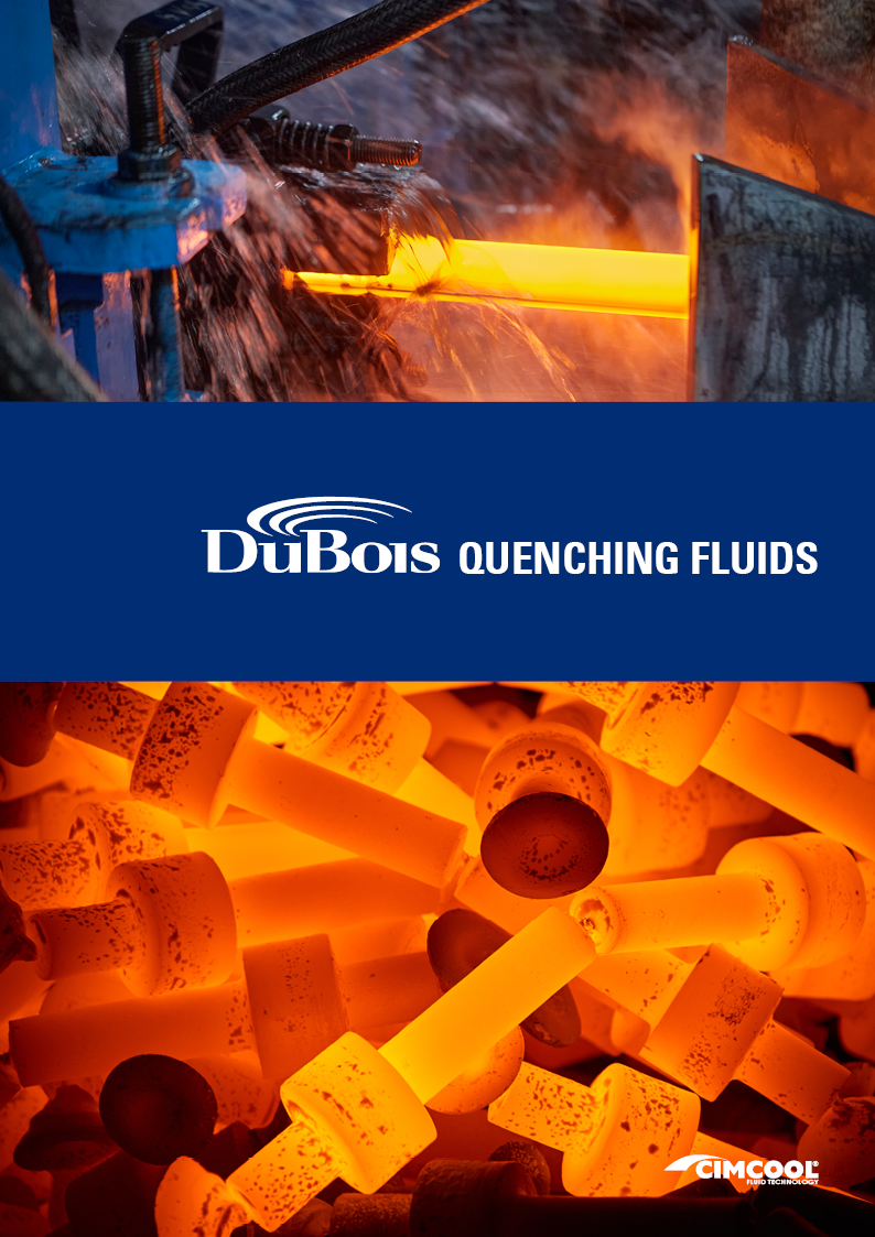 CIMCOOL introduces DuBois Quenching Fluids in Europe